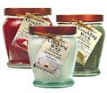 Crackling Wick Candles