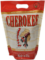 Cherokee Original Pipe Tobacco 16oz Bag