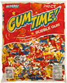 ALBERTS GUM TIME BUBBLE GUM 240CT BAG