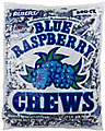 ALBERTS BLUE RASPBERRY CHEWS 240CT BAG