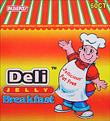 Alberts Deli Jelly Breakfast 60ct.