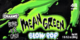 Charms Blow Pop Mean Green 48CT