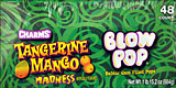 Charms Blow Pop Tangerine Mango Madness 48CT