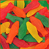 Assorted Swedish Fish 1lbs