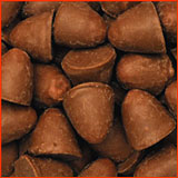 Chocolate Cream Drops 1 lb.