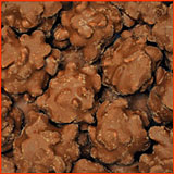 Chocolate Maple Peanut Clusters 1lbs.