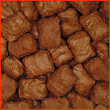 Chocolate Peanut Butter Logs 1lb