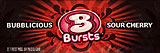 Bubblicious Burst Sour Cherry 12 - 7pks