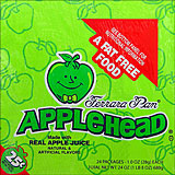 Applehead 0.8oz 24ct Box
