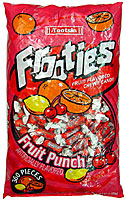TOOTSIE FROOTIES FRUIT PUNCH 360CT BAG