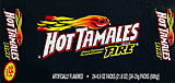 Hot Tamales Fire Chewy Cinnamon Candy 24ct