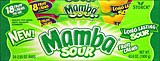 Mamba Sour Fruit Chews 24CT Box