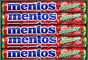 Mentos Strawberry 15ct.