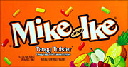 Mike and Ike Tangy Twister 24 - 2.12oz Packs
