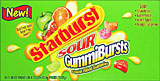 Starburst Sour Gummi Bursts 24 - 1.5 ounce package