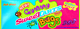 Gummy Bugs Sweet Tarts 24CT Box