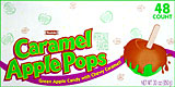 Tootsie Caramel Apple Pops 48CT