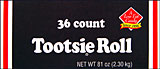 Tootsie Roll 36CT Box