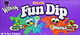Wonka Fun Dips 48 - 0.5oz Packs