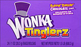 Wonka Tinglerz 24 - 1oz Packages