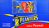 PLANTERS SALTED PEANUT 24CT BOX