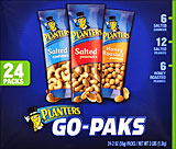 PLANTERS VARIETY PACK 24CT BOX