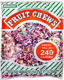 ALBERTS FRUIT CHEWS 24OCT BAG