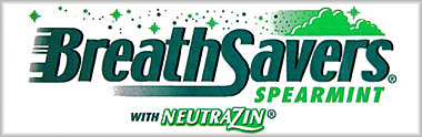 Breath Savers Spearmint 24Ct Box