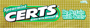 Certs Spearmint 24Ct Box