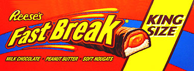 Reeses Fast Break - King Size 18CT Box
