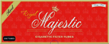 Royal Majestic Tubes