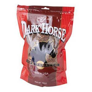 Dark Horse Pipe Tobacco Regular 16oz