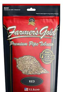 Farmers Gold Red 6oz Pipe Tobacco