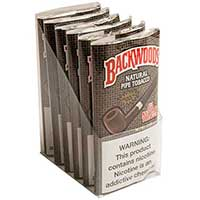 Backwoods Pipe Tobacco Black n Gold 6 1.5oz Packs
