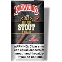 Backwoods Cigars Dark Stout 24ct