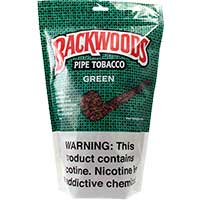 Backwoods Pipe Tobacco Green 16oz