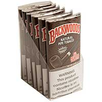Backwoods Pipe Tobacco Original 6 1.5oz Packs
