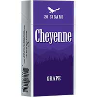 Cheyenne Little Cigars Grape 100 Box