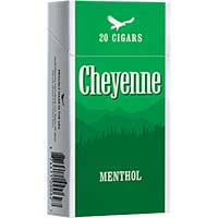 Cheyenne Little Cigars Menthol 100 Box