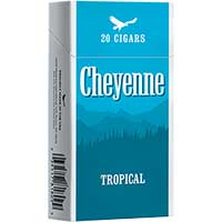 Cheyenne Little Cigars Tropical 100 Box