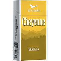Cheyenne Little Cigars Vanilla 100 Box