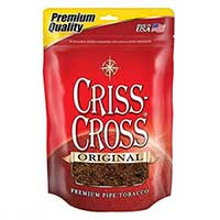 Criss Cross Original 6oz Pipe Tobacco