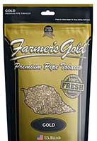 Farmers Gold Smooth 6oz Pipe Tobacco