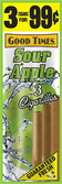 Good Times Cigarillos Sour Apple 45ct