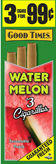 Good Times Cigarillos Watermelon 45ct