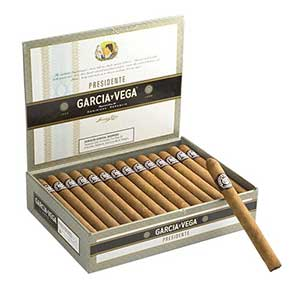 Garcia Y Vega Presidente 40ct Box