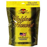 Golden Harvest Pipe Tobacco Yellow 16 oz