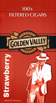 Golden Valley Little Cigars Strawberry 100 Box