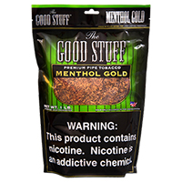 Good Stuff Menthol Gold Pipe Tobacco 16oz