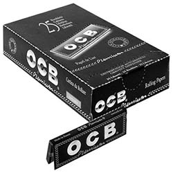 OCB Premium 1.25 Rolling Papers 24ct